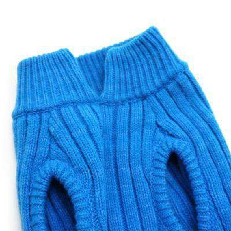 PP Basic Turtleneck Blue Pet Clothes DOGO