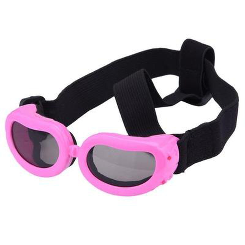 UV Dog Sunglasses Pet Accessories Oberlo Pink