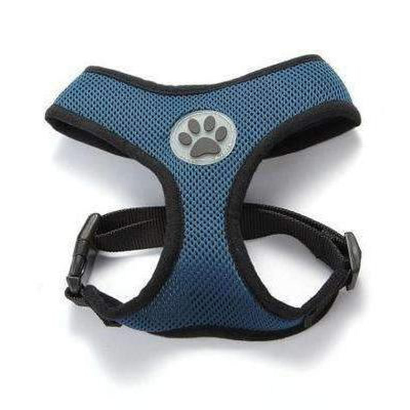 Soft Dog Harness Vest Collars and Leads Oberlo grey XS