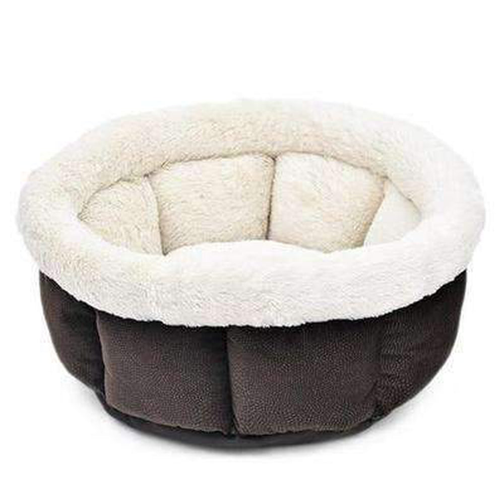 Soft Snuggle Dog Bed Pet Bed Oberlo Bronze