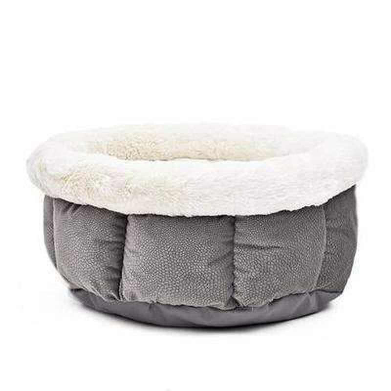 Soft Snuggle Dog Bed, Pet Bed, Furbabeez, [tag]