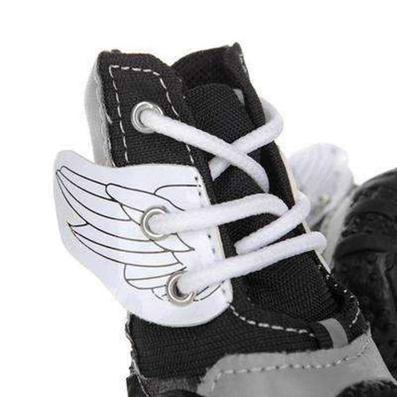 Adidog Wings Dog Sneakers, Pet Clothes, Furbabeez, [tag]