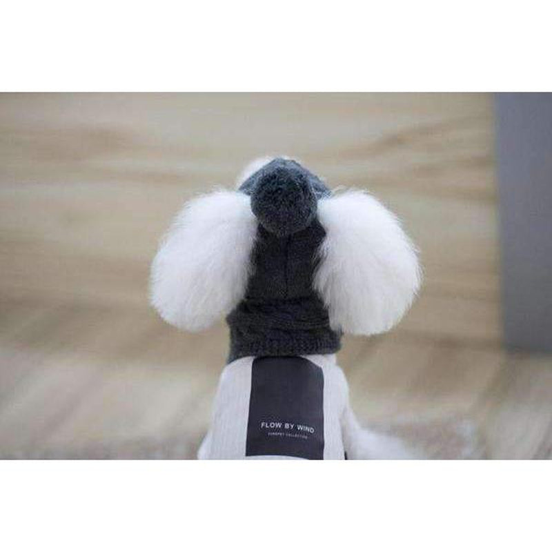 Woolly Dog Hat and Scarf Set Pet Accessories Oberlo