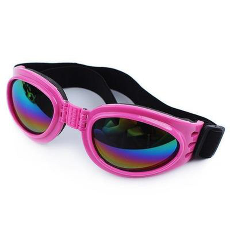 UV Protection Doggles Pet Accessories Oberlo US Pink