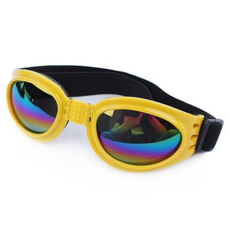UV Protection Doggles Pet Accessories Oberlo US Yellow