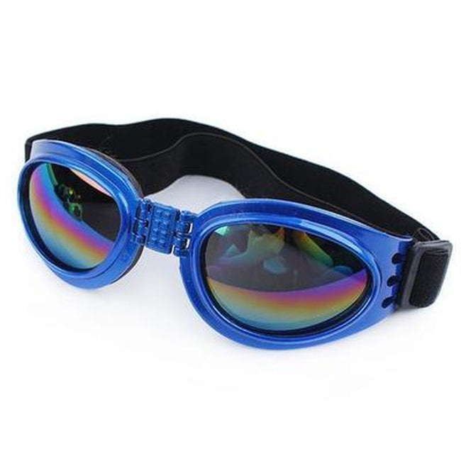 UV Protection Doggles Pet Accessories Oberlo US Blue