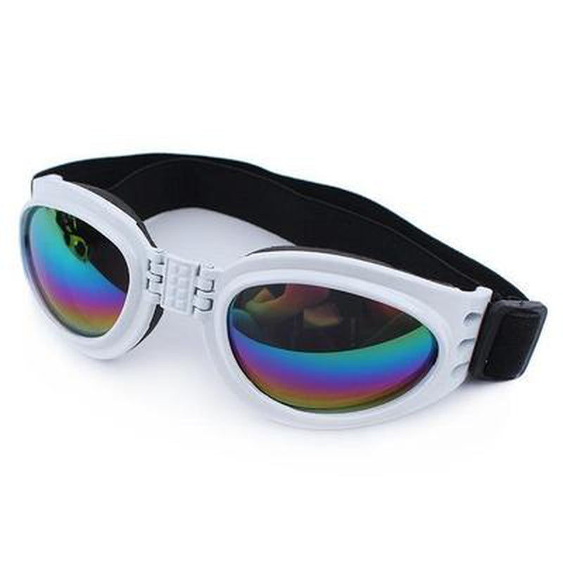 UV Protection Doggles Pet Accessories Oberlo US White