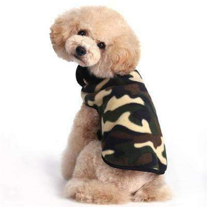 Fleece Dog Vests, Pet Clothes, Furbabeez, [tag]