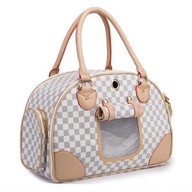 Louis Vuitton Look Dog Carry Bag, Pet Accessories, Furbabeez, [tag]
