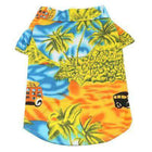 Hawaiian Puppy Shirt, Pet Clothes, Furbabeez, [tag]