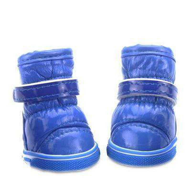 Puffy Dog Snow Boots, Pet Clothes, Furbabeez, [tag]
