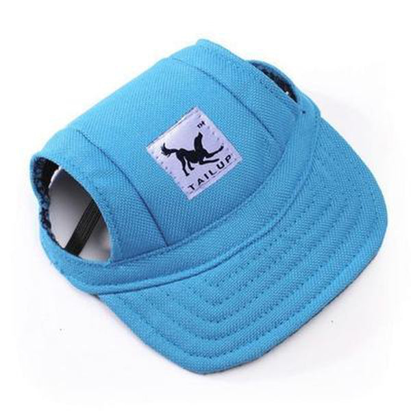 Pet Baseball Cap Pet Accessories Oberlo Blue M