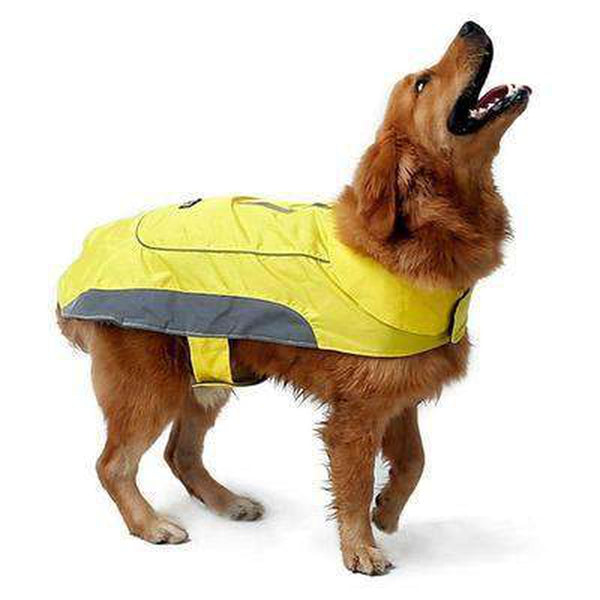 DogLemi Fleece Lined Rain Slicker, Pet Clothes, Furbabeez, [tag]