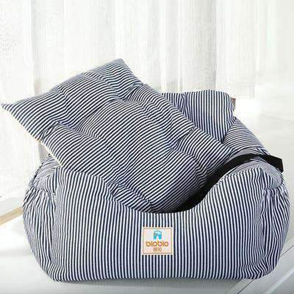 Padded Safe Car Dog Bed, Pet Clothes, Furbabeez, [tag]