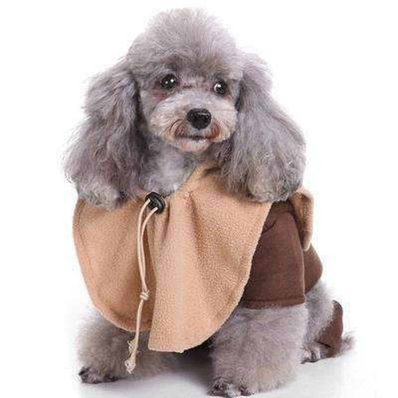 Star Wars Ewok Dog Costume, Pet Clothes, Furbabeez, [tag]