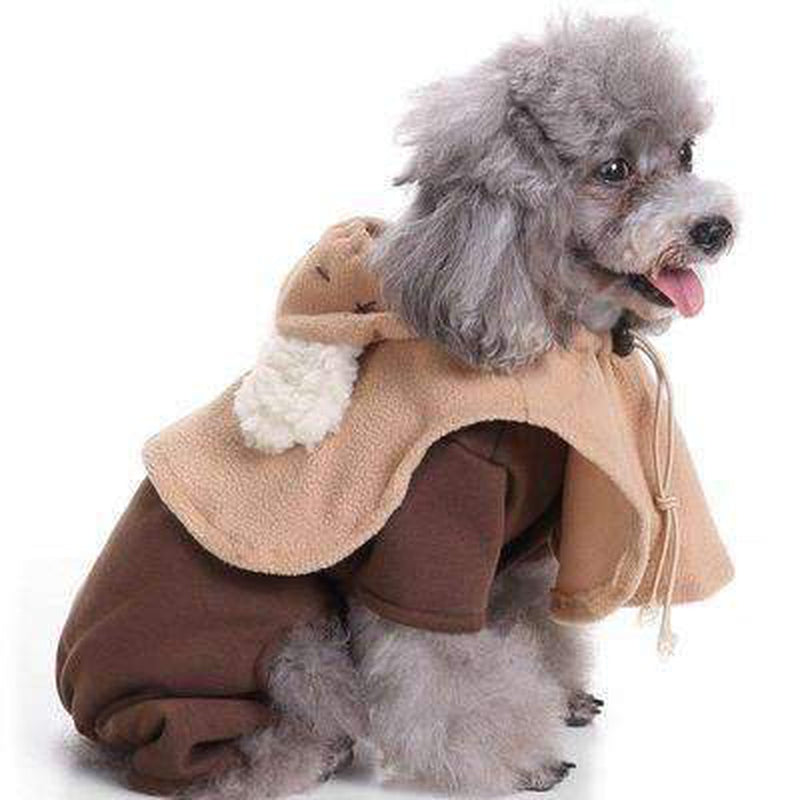 Star Wars Ewok Dog Costume Pet Clothes Oberlo US