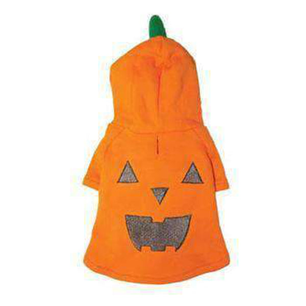 Pumpkin Dog Hoodie Sweatshirt, Pet Clothes, Furbabeez, [tag]