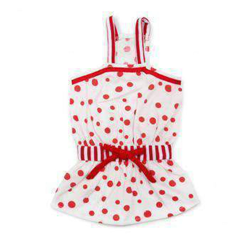 PuppyPAWer Bubble Dog Sun Dress, Pet Clothes, Furbabeez, [tag]