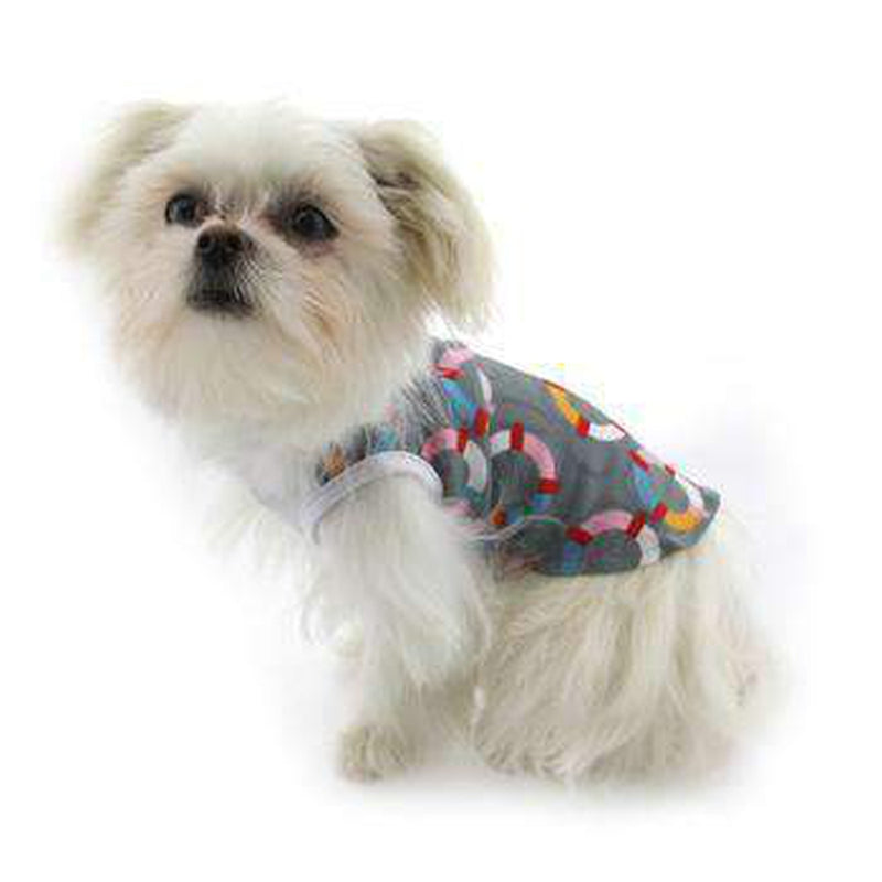 PuppyPAWer Lifesaver Dog Tank Top, Pet Clothes, Furbabeez, [tag]