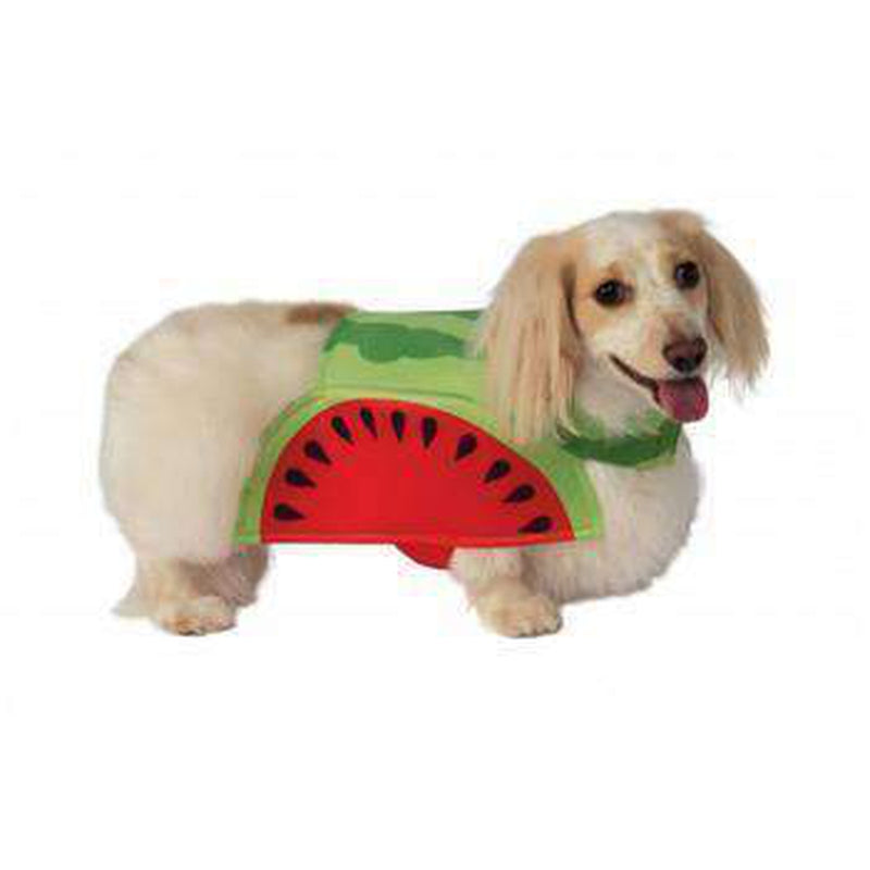 Rubies Watermelon Pet Costume, Pet Clothes, Furbabeez, [tag]
