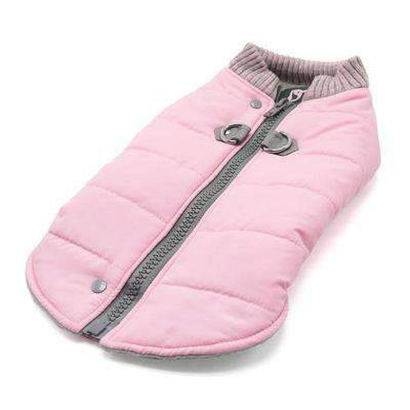 Runner Dog Coat - Pink Pet Clothes DOGO