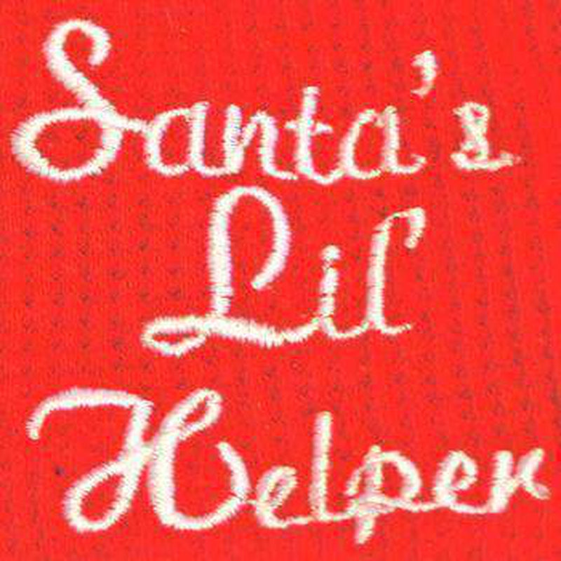 Santa's Lil Helper Dog Pajamas, Pet Clothes, Furbabeez, [tag]