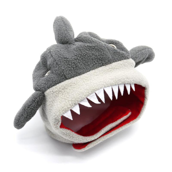 Shark Dog Hat Pet Accessories DOGO