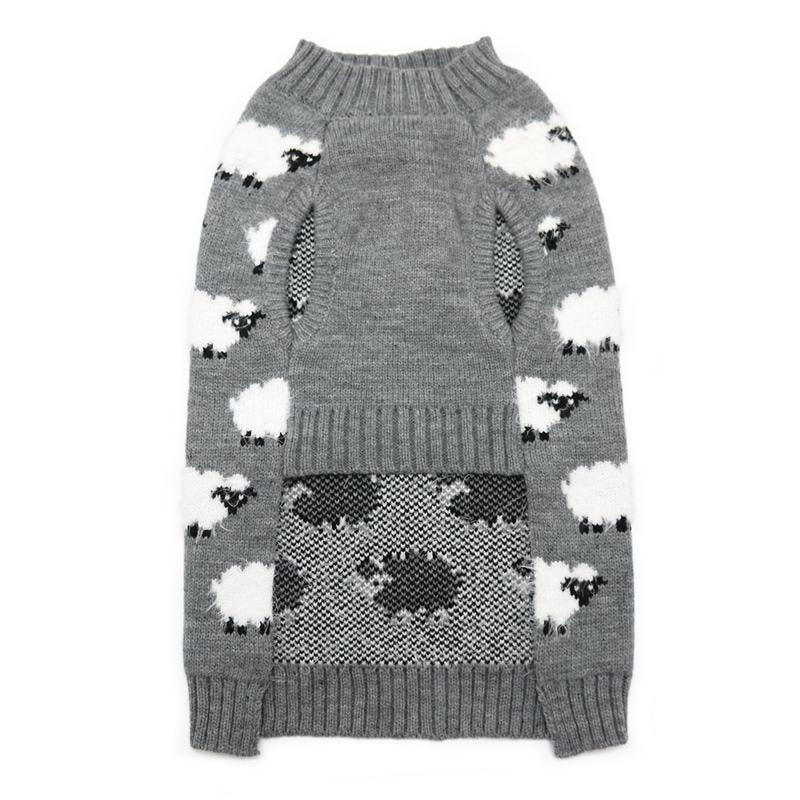 Sheep Dog Sweater, Pet Clothes, Furbabeez, [tag]