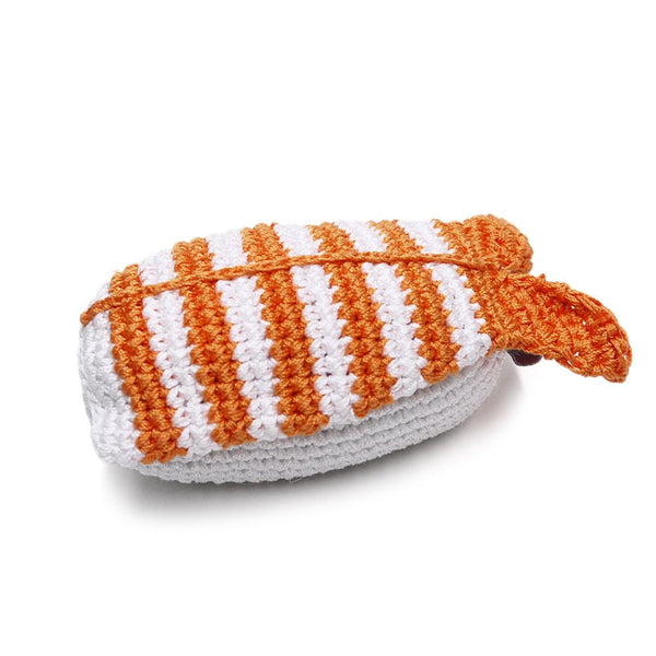 Shrimp Sushi Dog Toy, Pet Toys, Furbabeez, [tag]