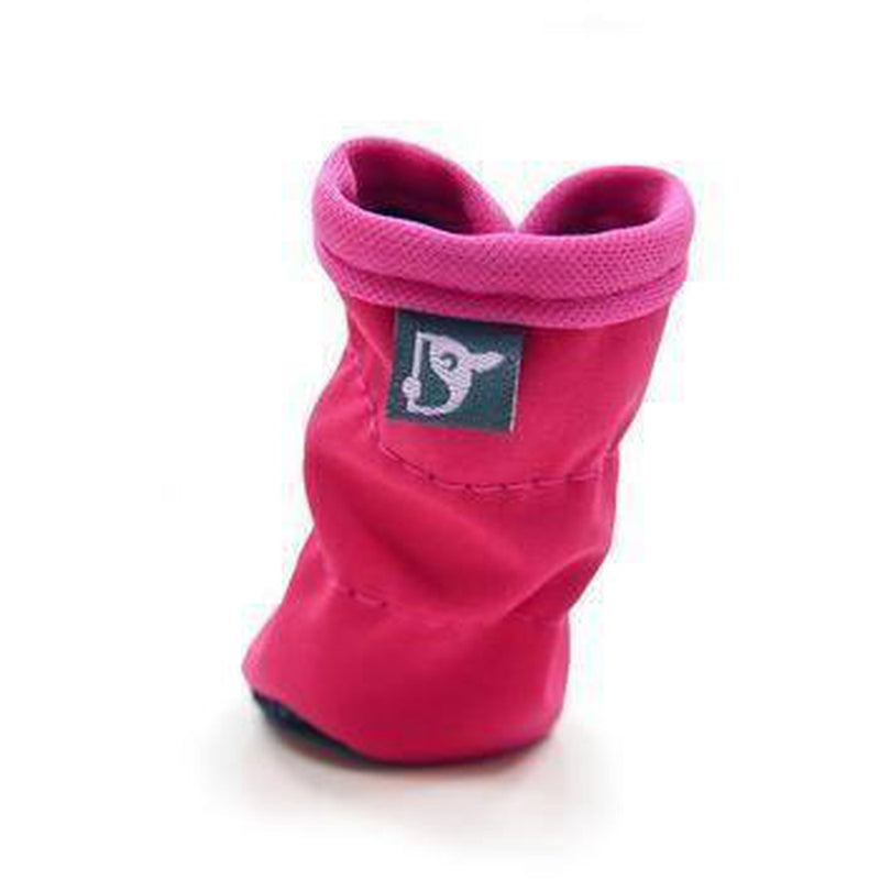 Slip-On Paws Dog Booties by Dogo - Pink Pet Clothes DOGO
