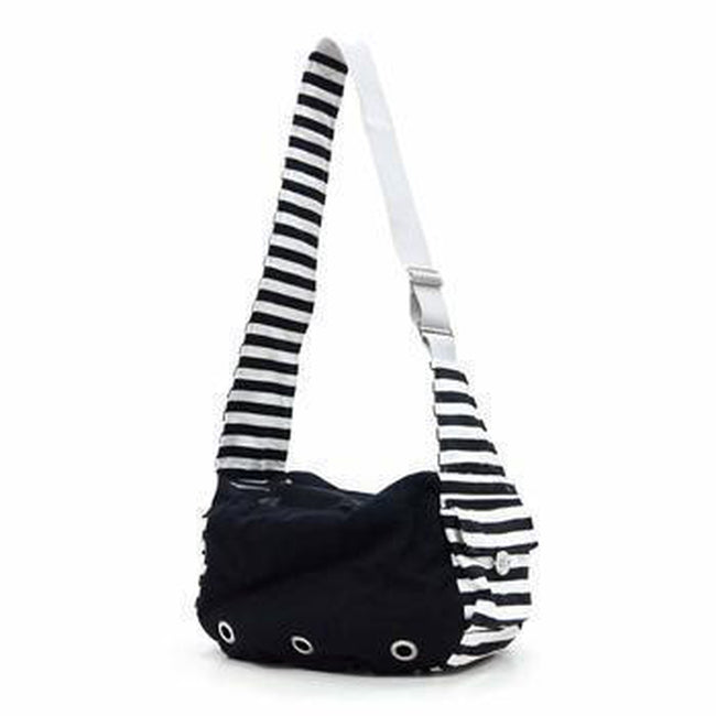 Soft Sling Bag Dog Carrier by Dogo - Black, Pet Accessories, Furbabeez, [tag]