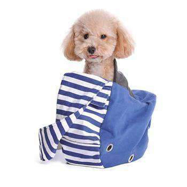 Soft Sling Bag Dog Carrier by Dogo - Blue Pet Accessories DOGO