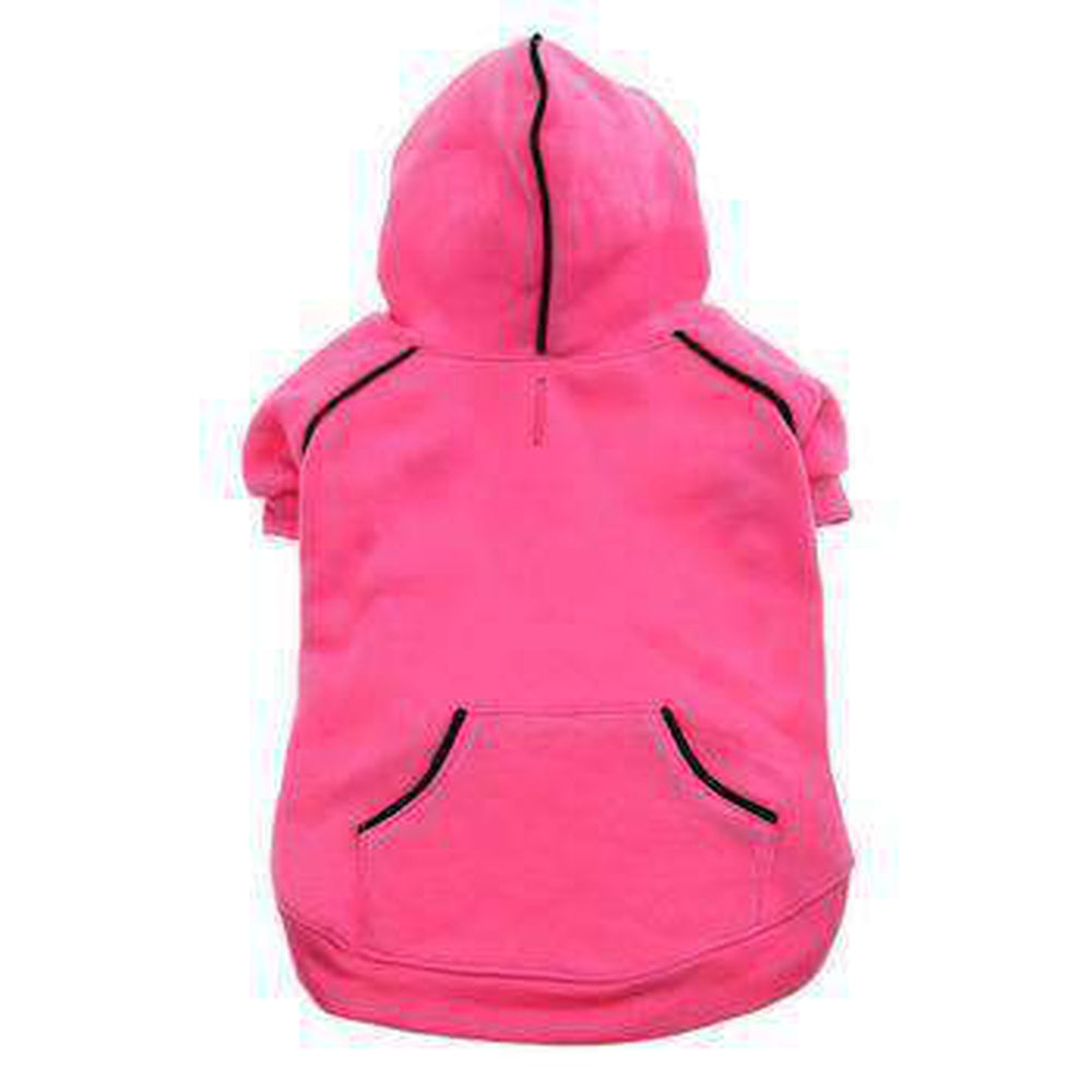 Sport Dog Hoodie by Doggie Design Pet Clothes Doggie Design Raspberry X-Small