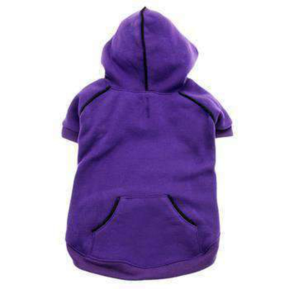 Sport Dog Hoodie by Doggie Design Pet Clothes Doggie Design Purple X-Small