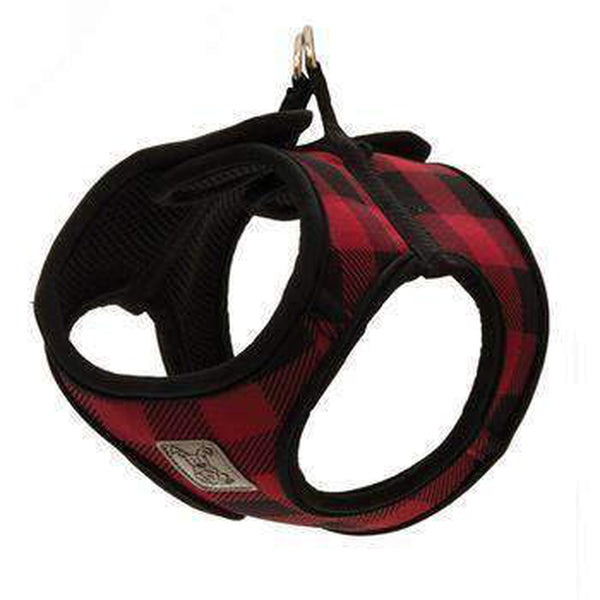 Step-in Cirque Dog Harness - Red Buffalo Collars and Leads RC Pet Products