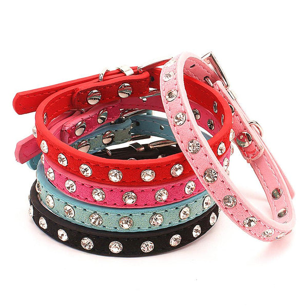 Tabby Sparkle Paw Cat Collar Collars and Leads Oberlo