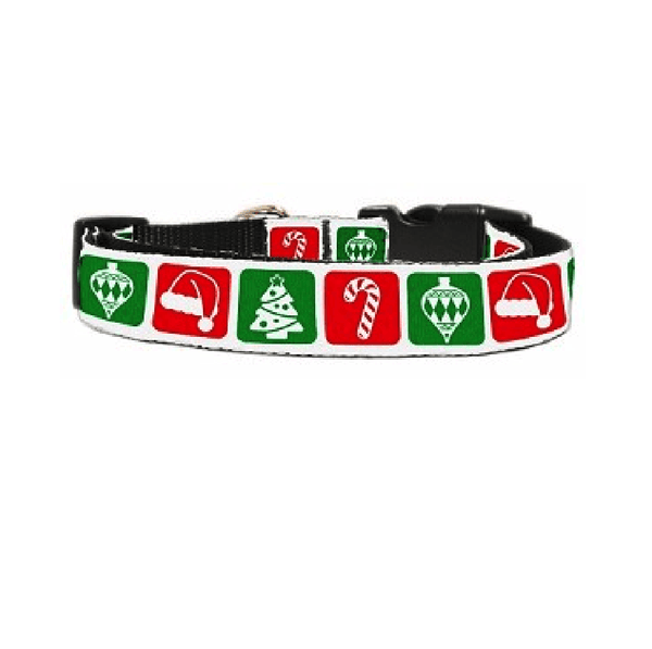 Timeless Christmas Dog Collar & Leash, Collars and Leads, Furbabeez, [tag]
