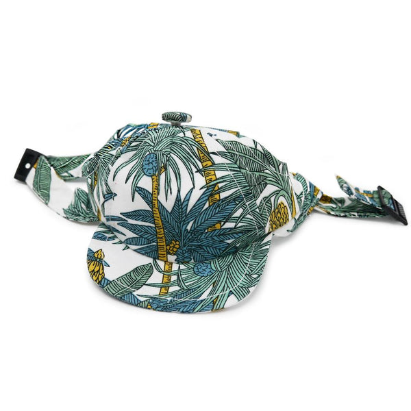 Tropical Leaf Dog Hat Pet Accessories DOGO