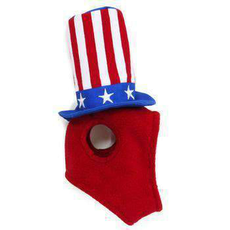 Uncle Sam Dog Hat, Pet Clothes, Furbabeez, [tag]