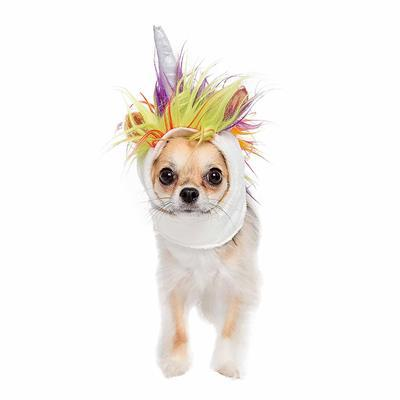 Unicorn Dog Hat Costume Pet Accessories Pet Krewe Small