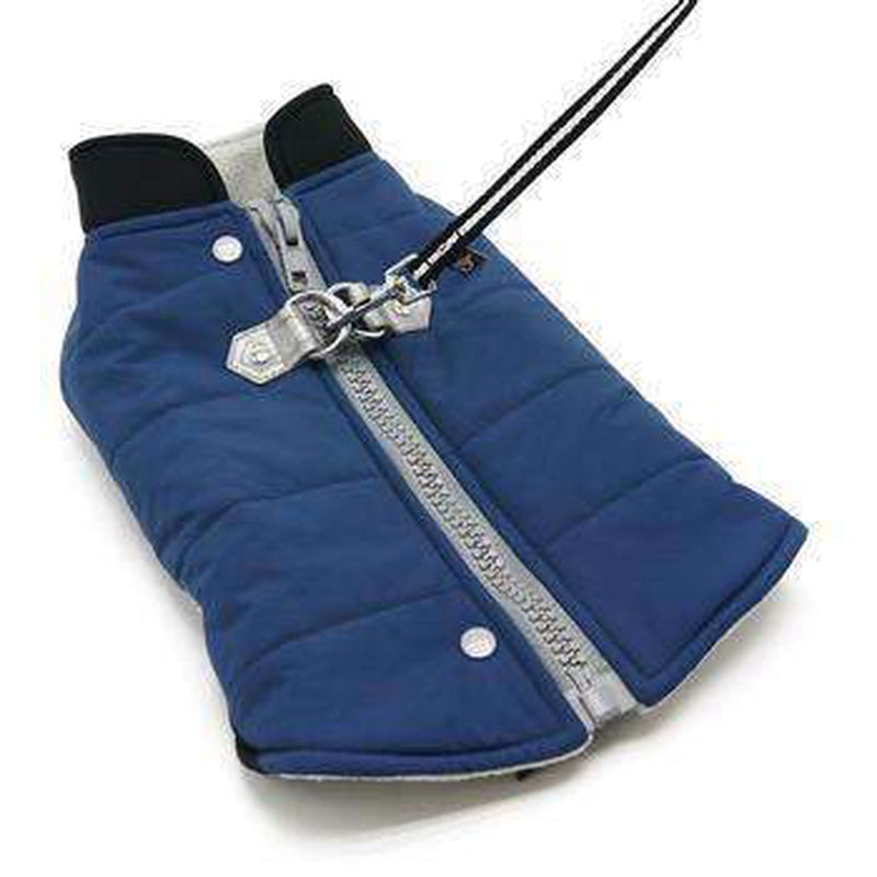 Runner Dog Coat - Blue Pet Clothes DOGO