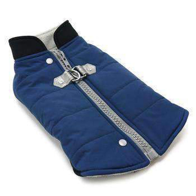 Urban Runner Dog Coat - Blue, Pet Clothes, Furbabeez, [tag]