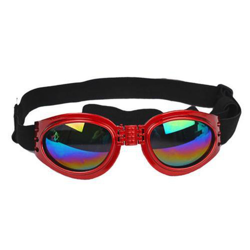 UV Protection Doggles Pet Accessories Oberlo US Red
