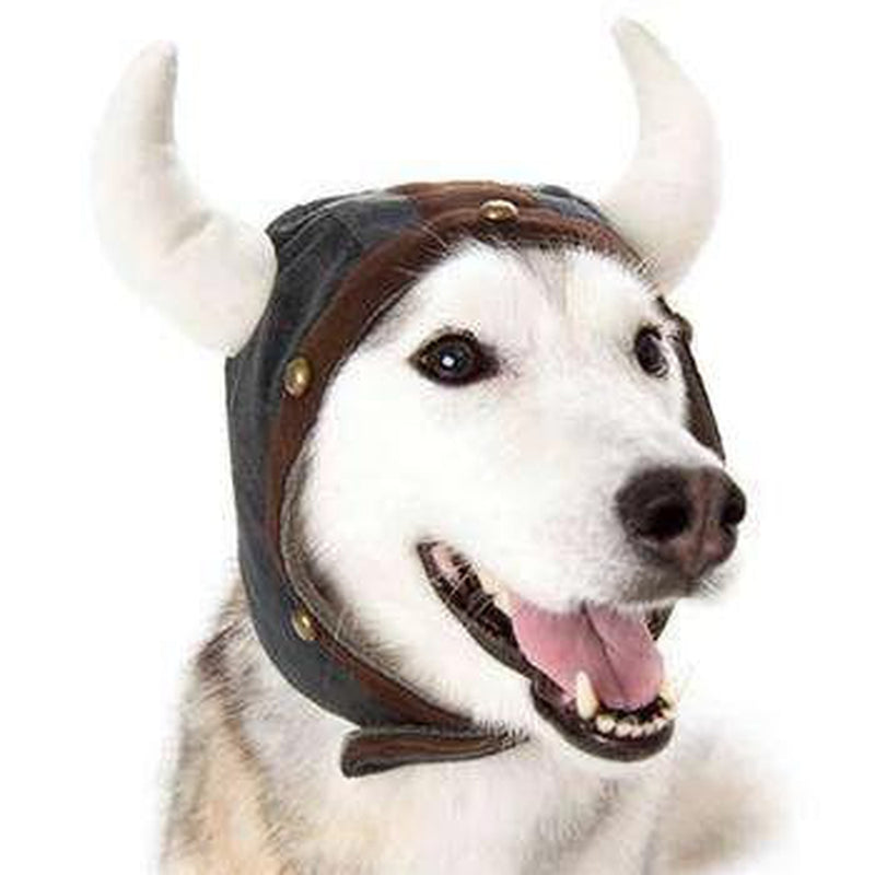 Viking Helmet Dog Hat, Pet Accessories, Furbabeez, [tag]