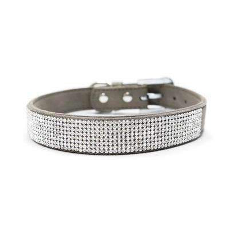 VIP Bling Collar Collars and Leads DOGO Gray X-Small
