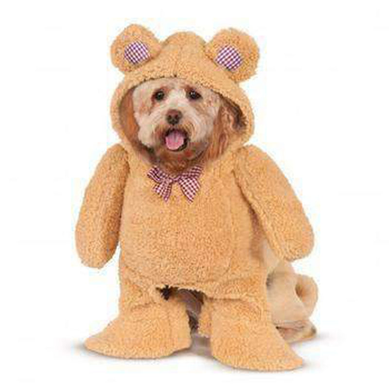 Walking Teddy Bear Dog Costume Pet Clothes Rubie's Costumes