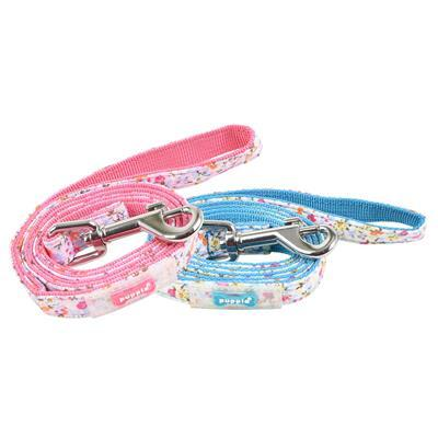 Wildflower Lead Collars and Leads Puppia