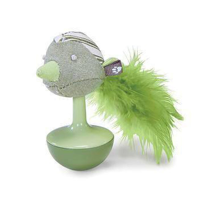Wobble Bird Cat Toy by Kathy Ireland, Pet Toys, Pet Retail Supply, Furbabeez