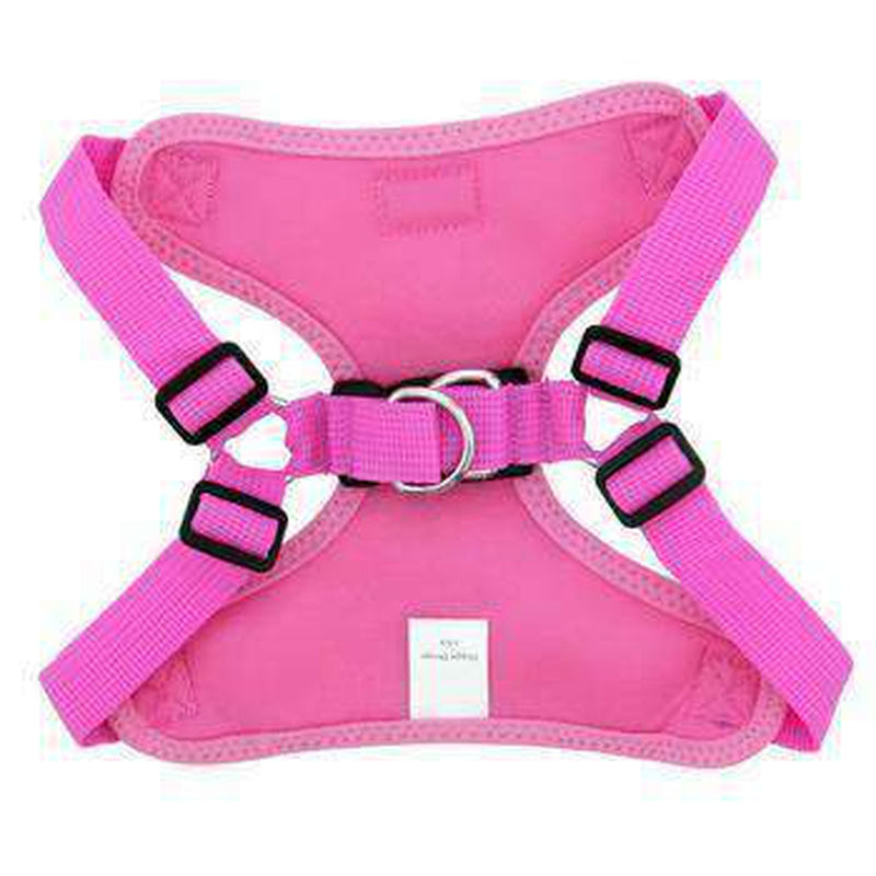 Wrap and Snap Choke Free Dog Harness - Candy Pink, Collars and Leads, Furbabeez, [tag]