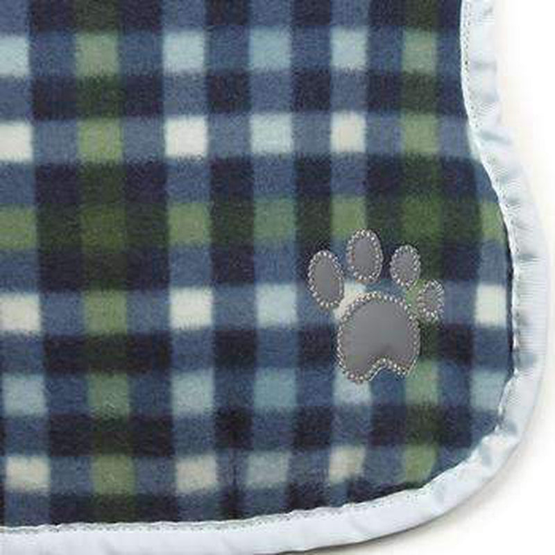 Zack and Zoey ThermaPet Nor'Easter Dog Coat - Navy Pet Clothes Zack and Zoey